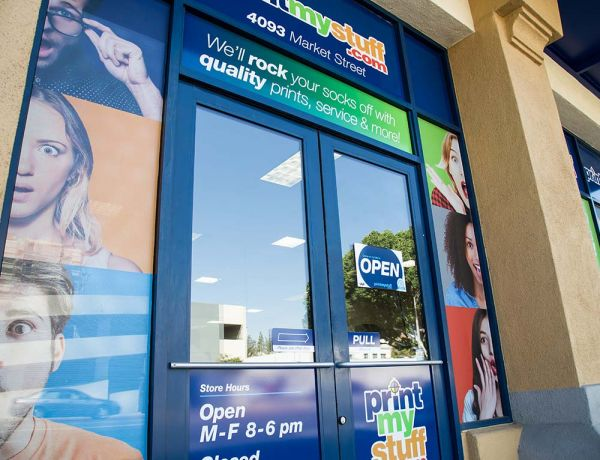 Signs, Window Signage, Store Front Designs