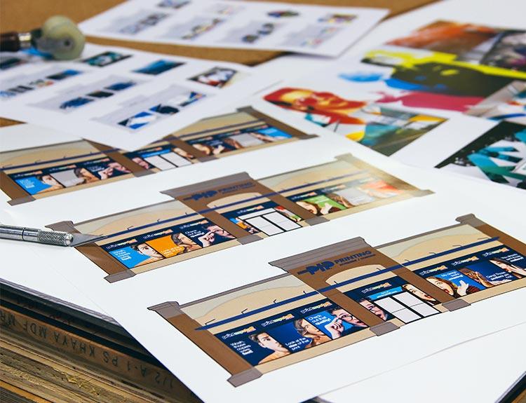 Design Service Design Comps