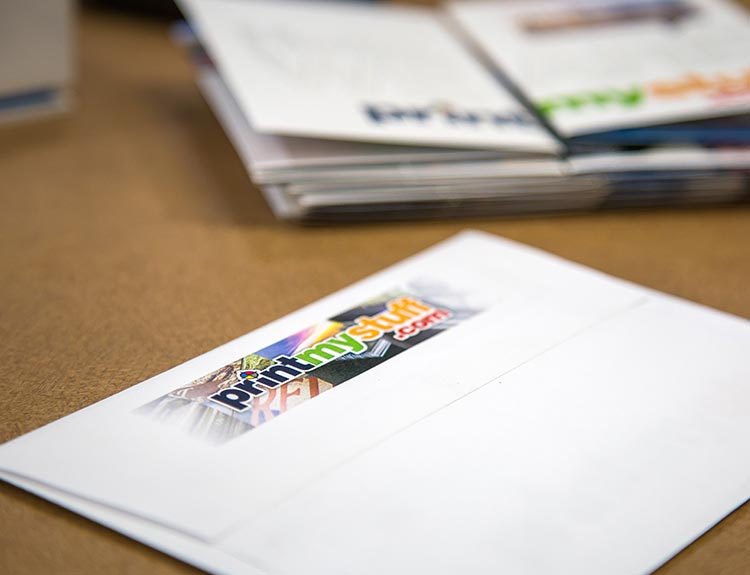 Custom Printed Mailing Envelopes