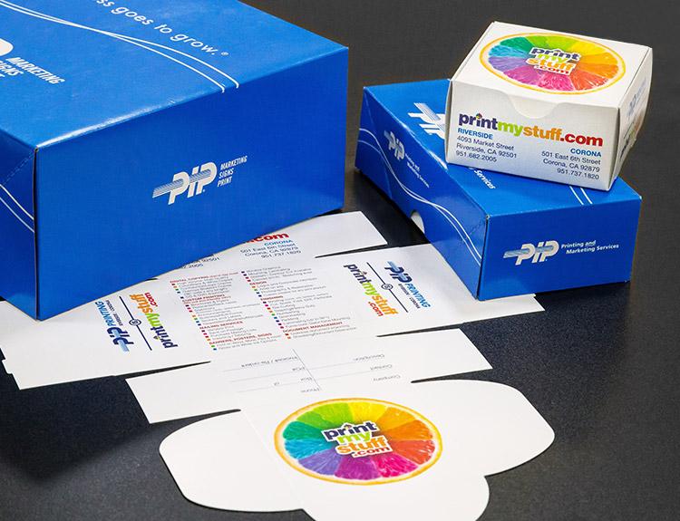 PIP Printing Packaging Design Printmystuff.com