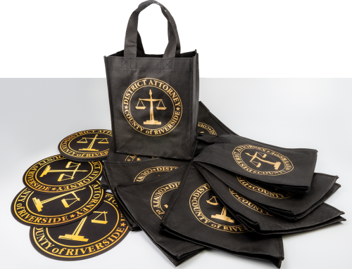 Branded Tote Bags & Mousepads